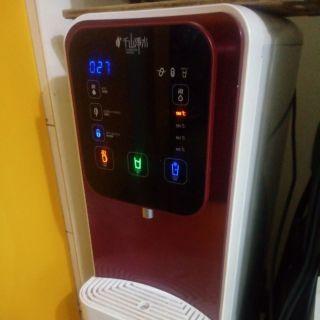千山淨水冰溫熱落地飲水機