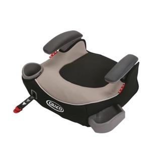 特價(卡其色) 美國原廠 Graco Latch Isofix 接口款 增高墊+保護墊+防勒脖安全帶套