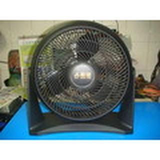勳風~循環扇~風葉12吋~型號HF-7612~使用電壓AC110V