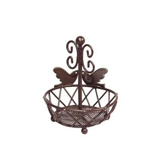 小鳥鍛鐵飾品收納盤