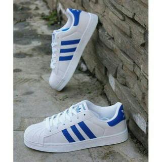 Adidas休閒鞋 愛迪達adidas原宿三條杠貝殼鞋 女生運動鞋 休閒鞋 板鞋 低幫鞋 學生鞋 阿迪達鞋 運動鞋