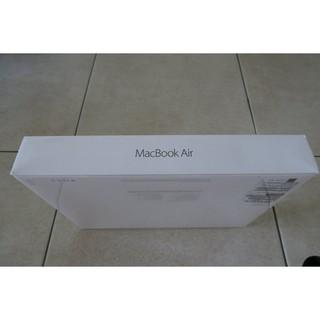MacBook Air 13.3吋 全新未拆封(2016年 )