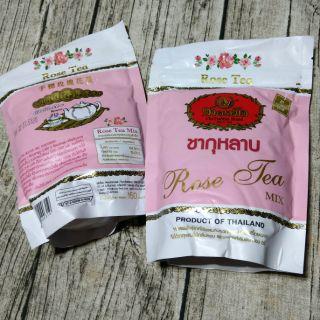 現貨 泰國 手標玫瑰花茶