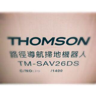 THOMSON 掃地機器人 TM-SAV26DS