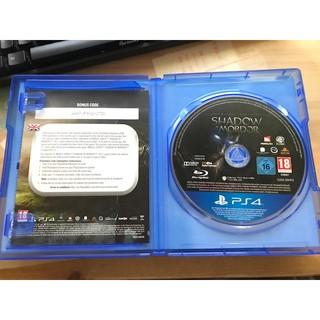 中土世界:魔多之影 PS4
