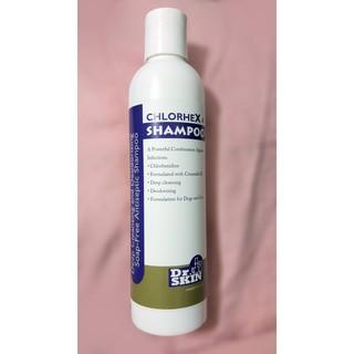 Dr.Skin Chlorhex 4 Shampoo 動物用強效抗菌抗黴洗毛精