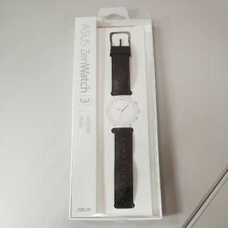 (二手: 60%新) Asus ZenWatch 3 真皮錶帶 華碩ZenWatch 三代