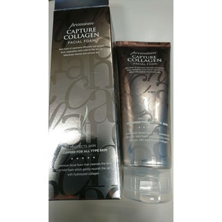 AHC CAPTURE 皇家時空膠原安瓶精華洗面乳 150ml
