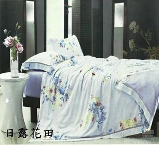 ~同床共枕~TENCEL 60 支 100 天絲. .四件式床包組 鋪棉被套 加大加高35