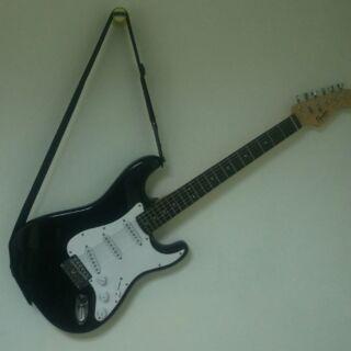 Fender Squirt初階電吉他