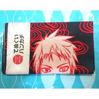 日本 黑子的籃球 影子籃球員 赤司 方巾 手巾