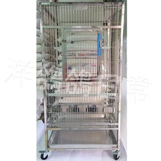 《304白鐵籠二呎*二呎*四呎深》不鏽鋼白鐵鳥籠