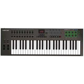 『 放輕鬆樂器』全館免運費 Nektar Impact LX49+ 主控鍵盤 49鍵 midi keyboard