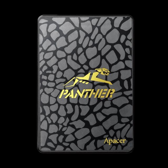 宇瞻 AS340 120GB SSD Panther SATA3 AP120GAS340G Apacer 【每家比】