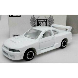 Ben保留至3/20 TOMICA 絕版 30周年 2000車展 日產 NISSAN SKYLINE GT-R R33