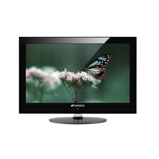 (福利品)SANSUI日本山水 SED-2202 FULL HD1080 液晶電視 +電視盒