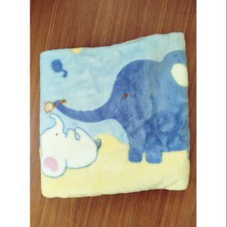 麗嬰房NAC NAC 大象毛毯