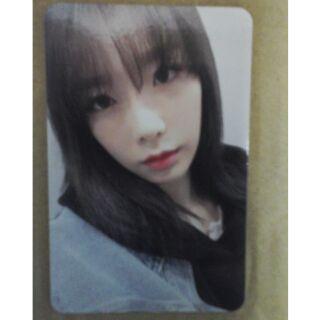 太妍 豪華版專輯小卡