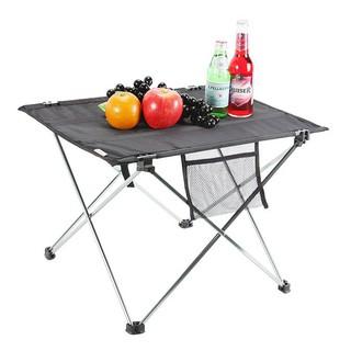 【野外營】NOMADE 輕便摺疊桌《M》NO06933 摺疊桌 折疊桌 露營 戶外桌 桌子
