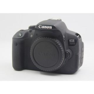 【青蘋果】Canon 700D 單機身 快門8418 二手 單眼 %23NL233