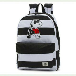 VANS (Snoopy) 經典史努比後背包