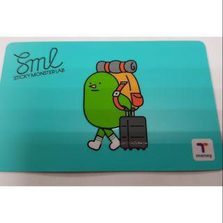 T money 交通卡