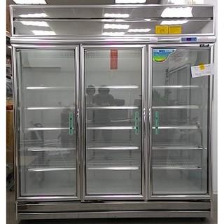 冠億冷凍家具行 台灣製瑞興冷凍冰箱/冷凍冰箱/三門 DANFOSS壓縮機/專車運送/(RS-S2010)