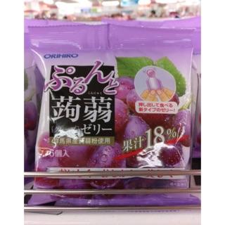 預購*日本蒟蒻ORIHIRO擠壓式果凍