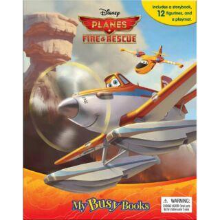 美國迪士尼 My Busy Books系列  遊戲書 / 禮盒書