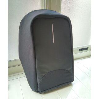 全新coolbell防刮後背包,交換禮物抽到的,用不到拿出來賣,防搶包