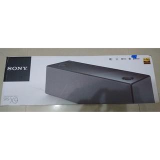 日本帶回SONY原廠 SRS-X9 藍芽Wi-Fi無線喇叭 Bluetooth