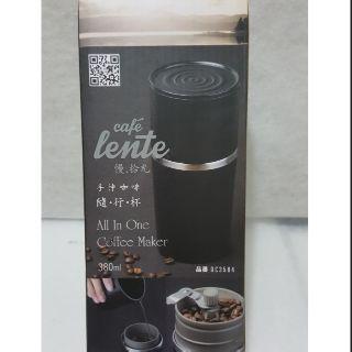 慢拾光 咖啡研磨杯隨行杯 咖啡杯 研磨 沖泡 過濾 手沖 慢拾光手沖咖啡隨行杯 304不鏽鋼
