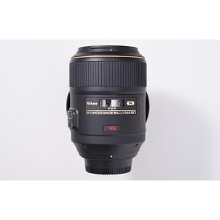 Nikon AF-S VR Micro 105mm F2.8G 微距鏡 國祥公司貨 品項新