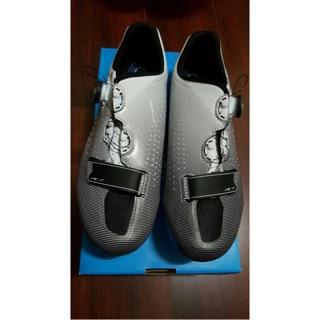 Shimano RC7 複合碳纖維卡鞋 EU46 寬楦版