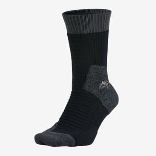 NIKE ELITE SB SKATE CREW 2.0 中筒 黑/深灰 運動襪 SX5007010