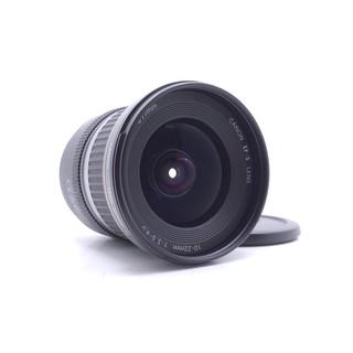 【台南橙市3C】Canon EF-S 10-22mm f3.5-4.5 USM 二手 廣角鏡頭 鏡頭 %23 21794