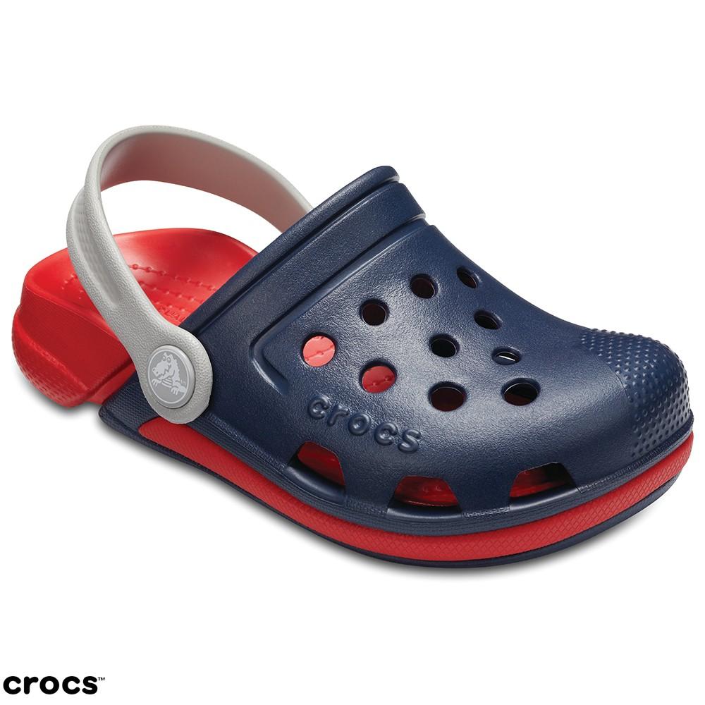 Crocs卡駱馳(童鞋)伊萊克托3代小克駱格-204991-4BA