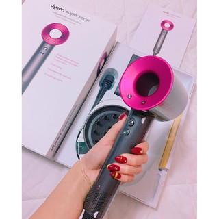 Dyson supersonic ™ 戴森吹風機 (HD01) 全新吹風機 粉紅精裝版 台灣原廠公司貨