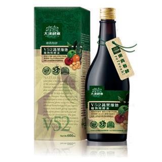 【大漢酵素】V52蔬果植物醱酵液    600ml