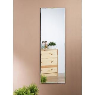 40*120公分(送雙面泡棉膠)無框斜邊掛鏡/裸鏡/壁鏡-MR4125