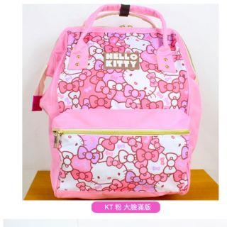 現貨供應特賣中百貨公司聯名款 Hello Kitty 後背包 大開口