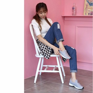 二雙免運✈新款韓國Ollie懶人鞋 閃亮米奇頭 懶人鞋休閒鞋包鞋 ✦Feliz樂生活✦韓國連線