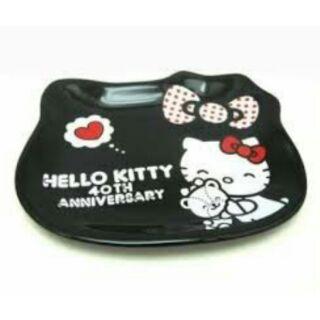 7-11 凱蒂貓瓷盤(黑色)