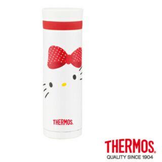 【現貨-THERMOS 膳魔師】Hello Kitty 不鏽鋼真空保溫杯 0.3L  (JNC-300)