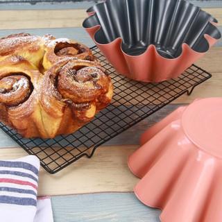 ✭7吋✭布里歐修模/墨西哥麵包模具/潘多洛麵包模具/7寸菊花模具/造型蛋糕模