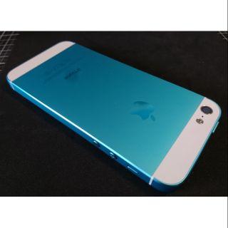 [整新機] iPhone5 32G 蒂芬妮藍特製版 全配價!