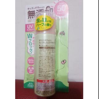 日本Skin Peace防蚊防曬噴霧