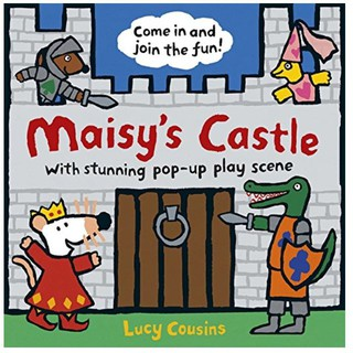 Maisy s Castle A Maisy Pop Up and Play Book