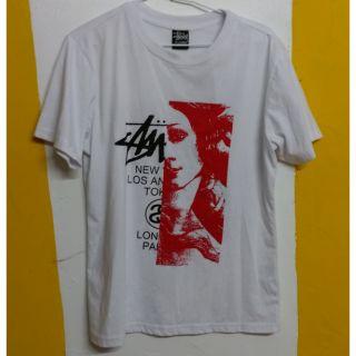 Stussy短袖T恤
