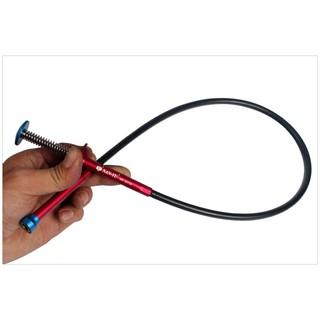 南豫 四爪取物器 帶爪磁性彈性拾取器 抓鉤 下水道抓取器
